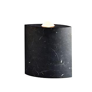 Tecnolumen Egyptian Eye Lampe au sol blanc poli