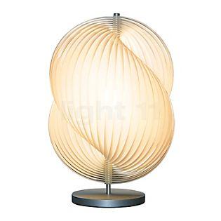 Tecnolumen Escargot 2 Lampada da tavolo traslucido chiaro