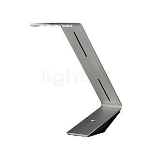 Tecnolumen Flad Tischleuchte Aluminium, schwarz
