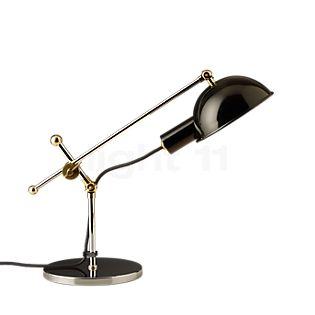 Tecnolumen SF 27 Lampe de bureau Articulations laiton