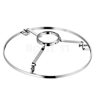 Tecnolumen Spare parts Glass support ring for Wagenfeld lamps nickel