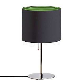 Tecnolumen TLWS 05/2 Table lamp anthracite lacquer film on Green