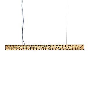 Tecnolumen Theia Pendant Light LED gold, leading and trailing edge dimming