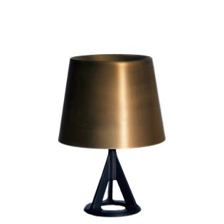 Tom Dixon Base Tischleuchte Messing