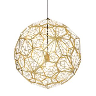 Tom Dixon Etch Web Suspension laiton