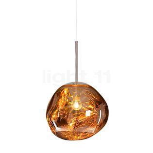 Tom Dixon Melt Hanglamp goud, 28 cm