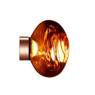 Tom Dixon Melt Wall-/Ceiling Light LED copper, 30 cm