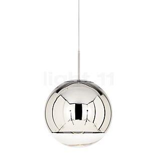 Tom Dixon Mirror Ball Pendel guld, ø25 cm