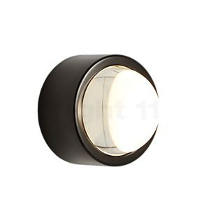 Tom Dixon Spot Applique/Plafonnier LED noir, rond