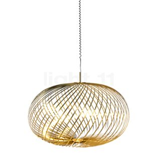 Tom Dixon Spring Pendelleuchte LED Messing, small