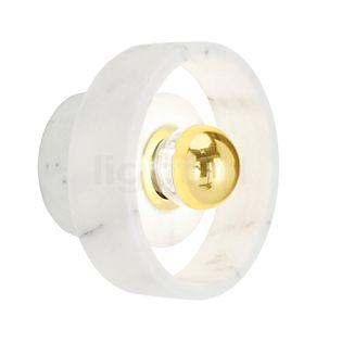 Tom Dixon Stone Wall Light brass/marble