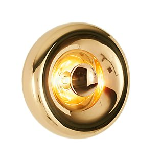 Tom Dixon Void Wall-/Ceiling Light brass