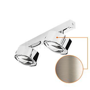 Top Light Puk Maxx Choice Move 45 cm Applique/Plafonnier nickel mat/lentille claire