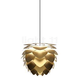 UMAGE Aluvia Brass Hanglamp ø40 x 30 cm, kabel zwart