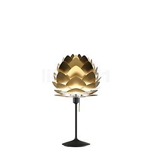 UMAGE Aluvia Lampe de table, pied Champagne noir laiton/noir