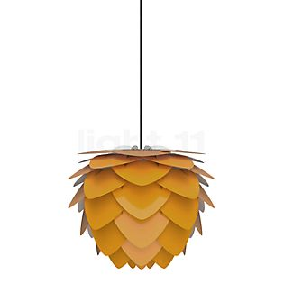 UMAGE Aluvia Mini Pendant Light yellow, cable black