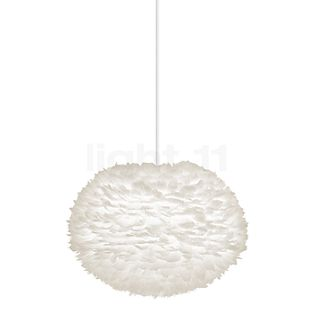 UMAGE Eos Large Pendant Light brown, cable white