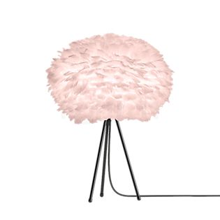 UMAGE Eos Tischleuchte schwarz/rosa