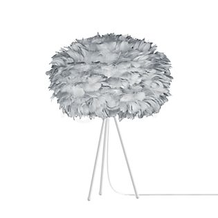 UMAGE Eos Tischleuchte weiß/grau