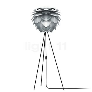 UMAGE Silvia Tripod Floor Lamp black/stainless steel