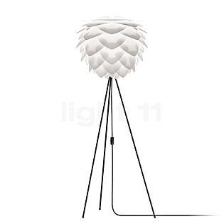 UMAGE Silvia Tripod Vloerlamp zwart/wit , uitloopartikelen