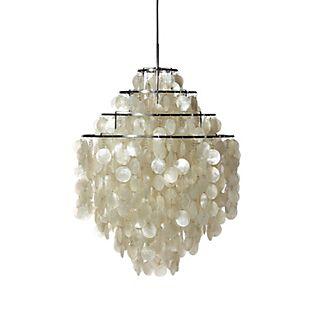 Verpan Fun 0DM Pendant Light pearl white , Warehouse sale, as new, original packaging