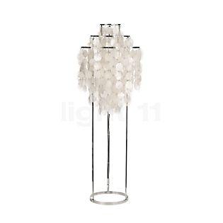 Verpan Fun 1STM Floor Lamp pearl white