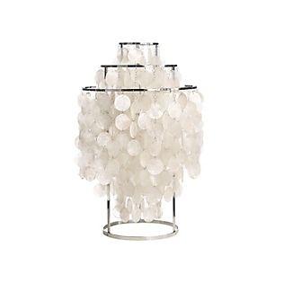 Verpan Fun 1TM Lampe de table blanc nacré