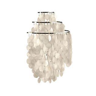 Verpan Fun 1WM Væglampe pearl hvid