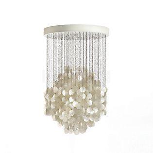 Verpan Fun 4DM Pendant Light pearl white