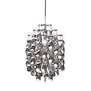 Verpan Spiral Mini Hanglamp zilver
