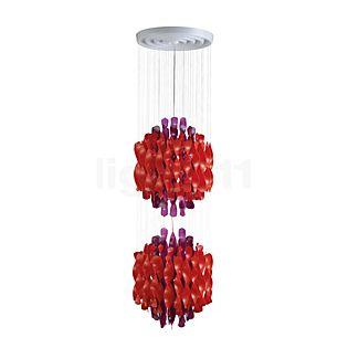 Verpan Spiral SP2 Pendel flerfarvet