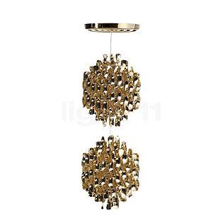 Verpan Spiral SP2 Pendel guld