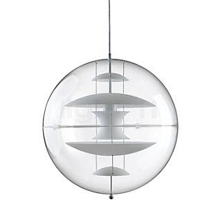 Verpan VP Globe Glass, lámpara de suspensión ø50 cm