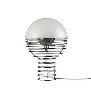 Verpan Wire Tafellamp wit, ø40 cm