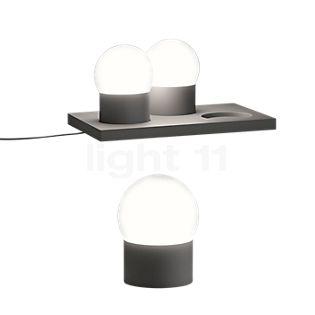 Vibia June 4795 Tischleuchte LED grau
