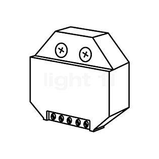 Wever & Ducré Dimmer für Schalter ohne Farbe