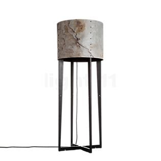 Wever & Ducré Rock Collection 7.0 Lampada da terra bianco