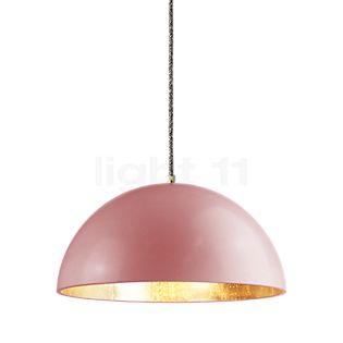 Younikate Juna Gold Lampada a sospensione rosa antico