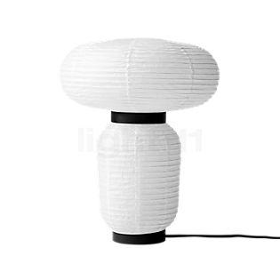&tradition Formakami JH18, lámpara de sobremesa blanco