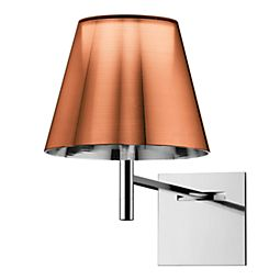 Flos interior wall lights with with integrated dimmer at light11 flos ktribe w bronze aloadofball Image collections