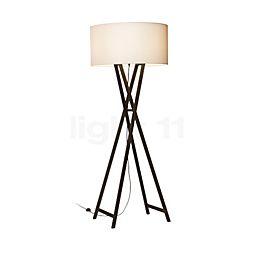 lighting for halls. marset cala indoor floor lamp oak dark stained 165 cm lighting for halls
