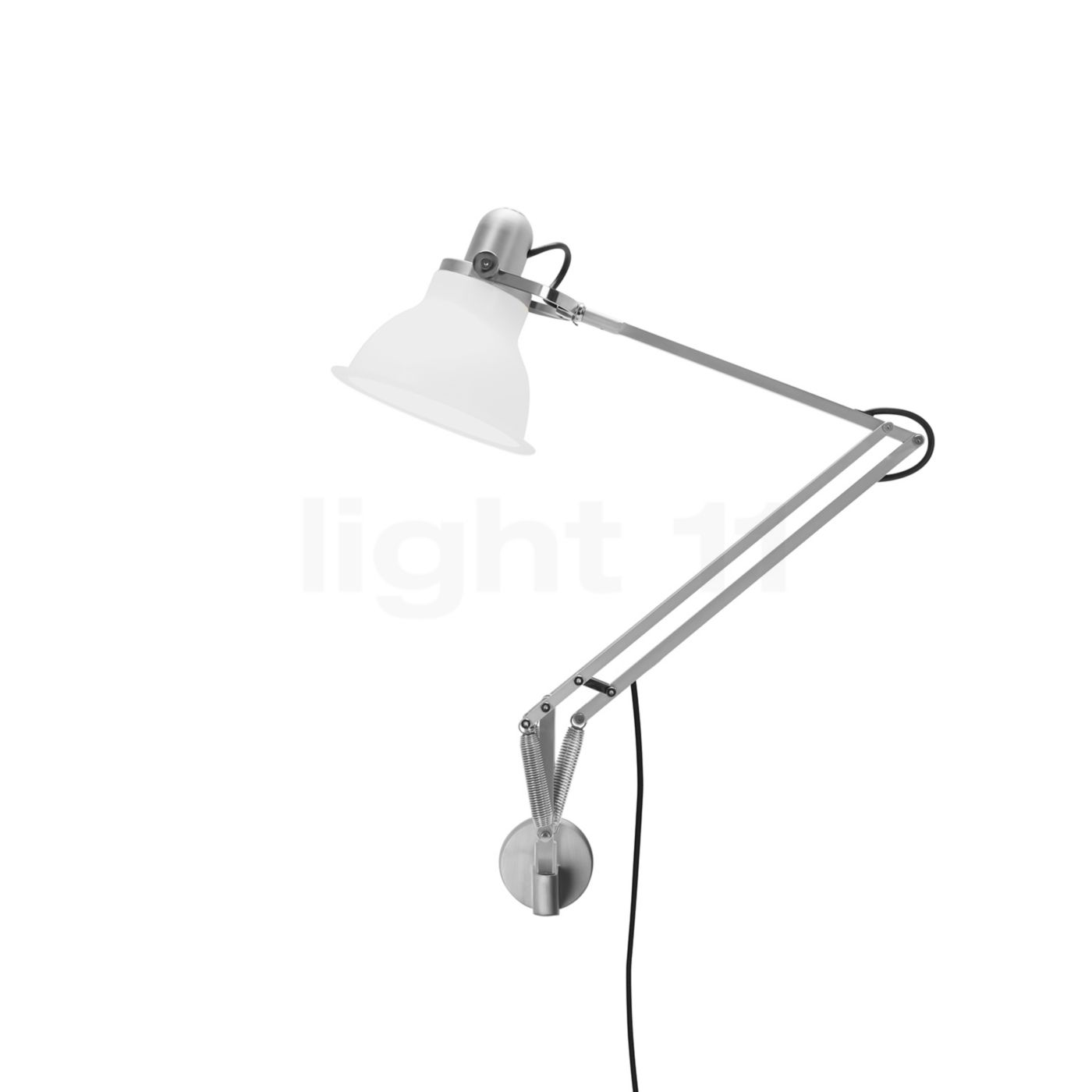 anglepoise type 1228 lampe de bureau avec fixation murale. Black Bedroom Furniture Sets. Home Design Ideas