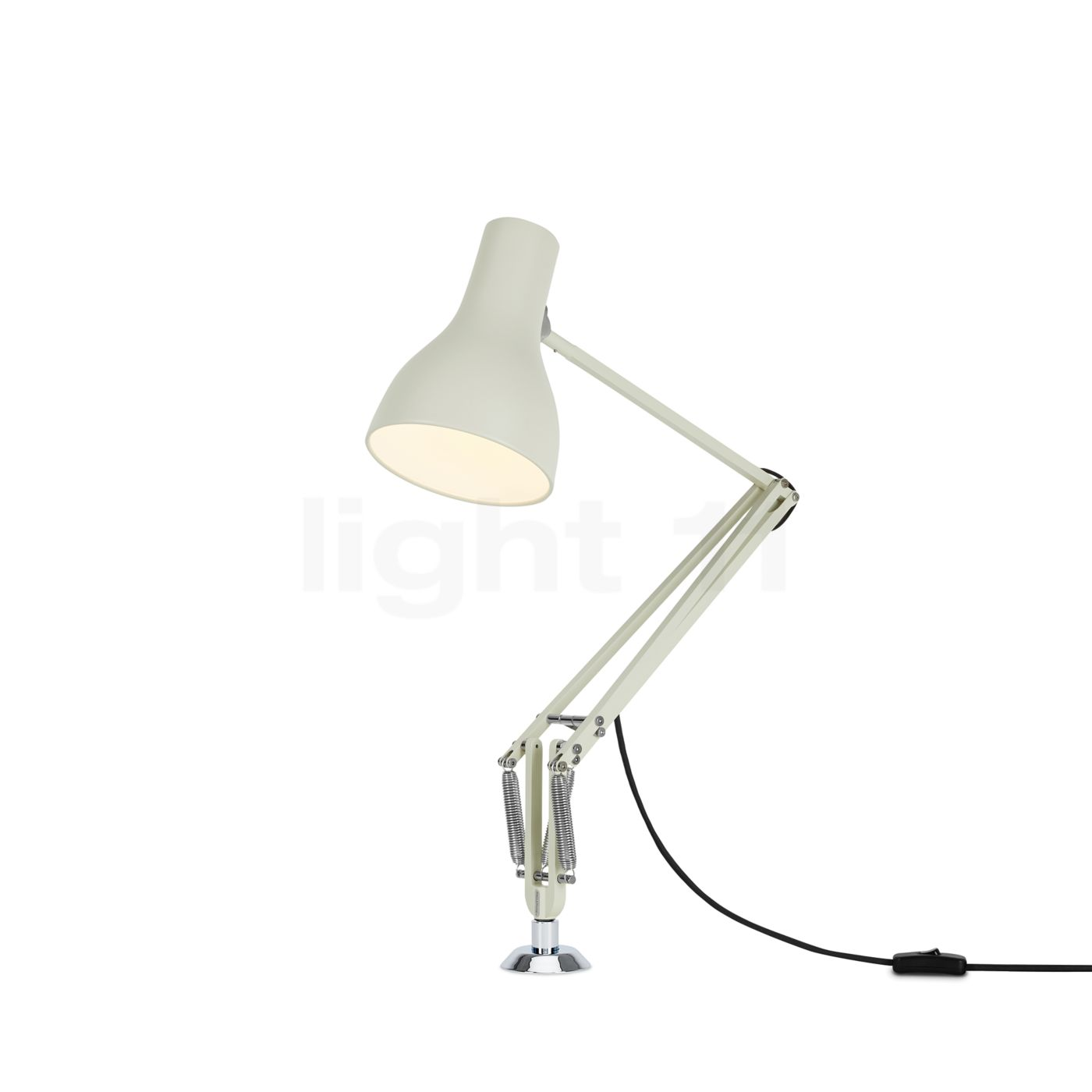 anglepoise type 75 lampe de bureau avec support visser. Black Bedroom Furniture Sets. Home Design Ideas