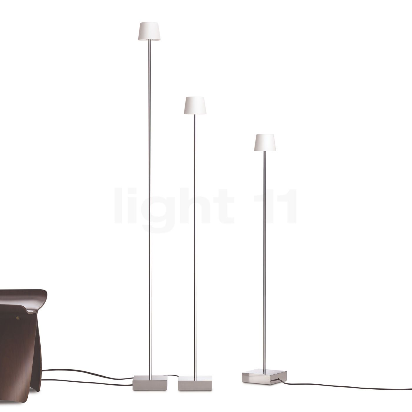 Buy Anta Cut floor lamp with cord dimmer at light11.eu