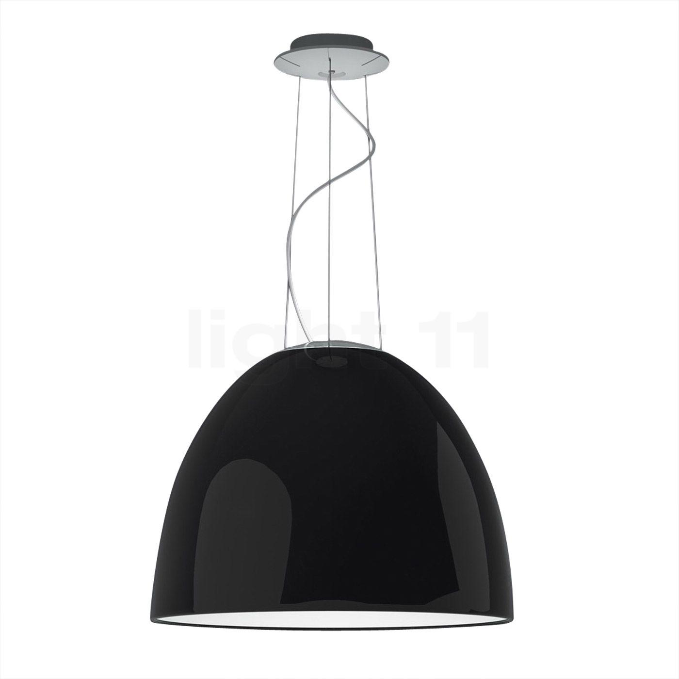 artemide nur gloss halo pendelleuchte kaufen bei. Black Bedroom Furniture Sets. Home Design Ideas