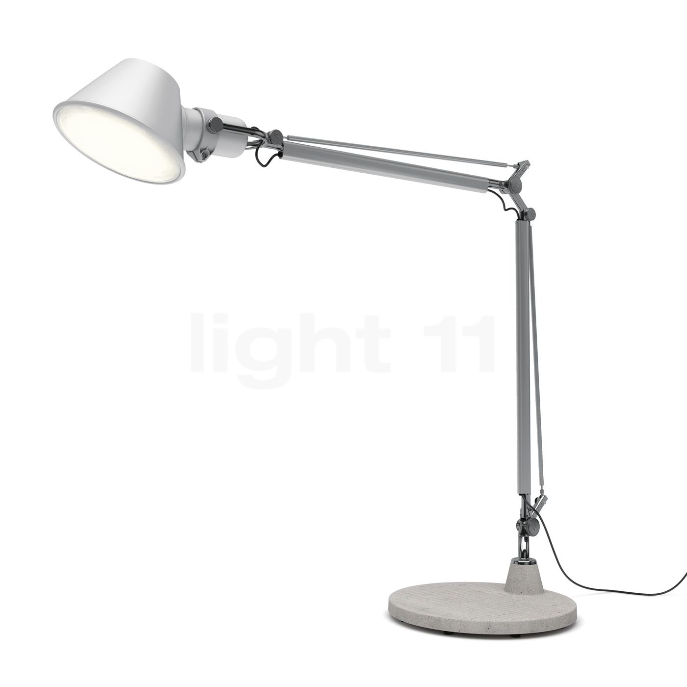 artemide outdoor tolomeo xxl floor lamps buy at. Black Bedroom Furniture Sets. Home Design Ideas