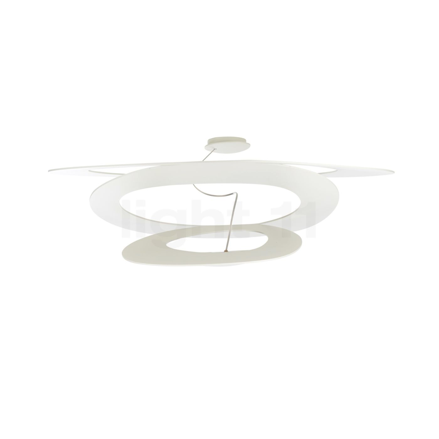 artemide pirce soffitto surfacemounted ceiling lights -