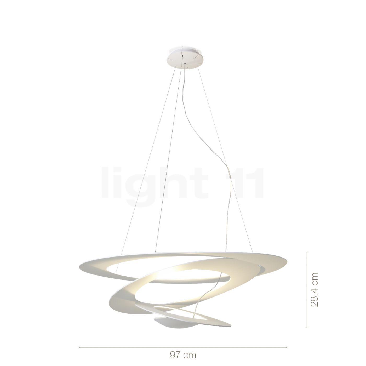 artemide pirce sospensione pendant lights buy at lighteu -