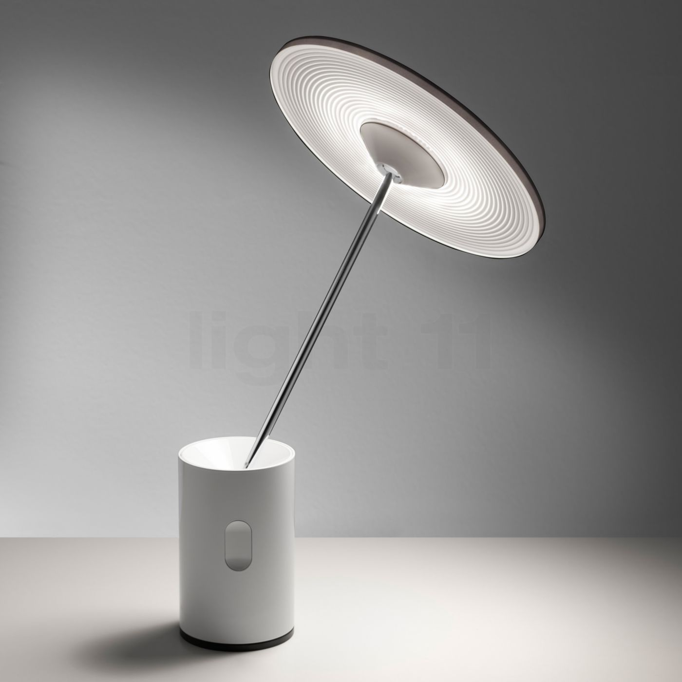 buy artemide sisifo table lamp led at